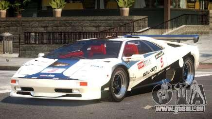 Lamborghini Diablo Super Veloce L8 für GTA 4