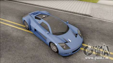 Chrysler ME-412 Concept pour GTA San Andreas