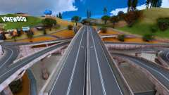 Alpha Roads Mod