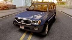Toyota Land Cruiser Series 100