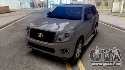 Toyota Land Cruiser Prado Grey für GTA San Andreas