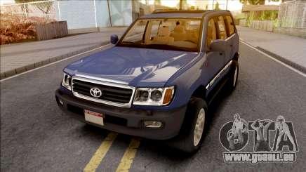 Toyota Land Cruiser Series 100 pour GTA San Andreas