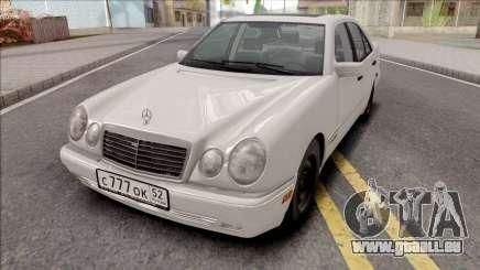Mercedes-Benz E420 W210 Drift Gruz pour GTA San Andreas