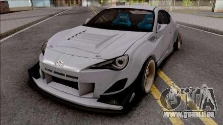 Toyota GT86 Uras GT pour GTA San Andreas