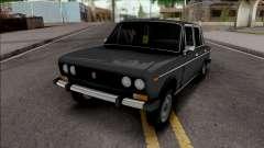 Vaz 2106 ReaL Stil für GTA San Andreas
