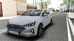Hyundai Elantra Exclusive 2019