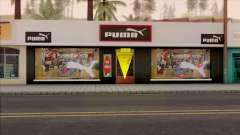 Puma Clothing Store