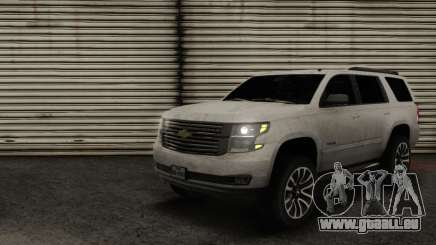 Chevrolet Tahoe 15 ImVehFT pour GTA San Andreas
