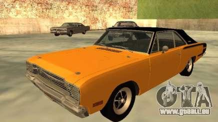 Dodge Charger RT 1971 Brésilien pour GTA San Andreas