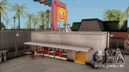 Nellsena Open Bar pour GTA San Andreas