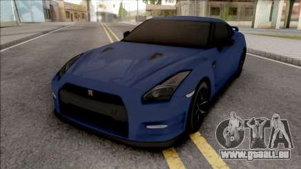 Nissan GT-R R35 2016 pour GTA San Andreas