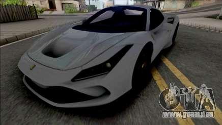 Ferrari F8 Spider 2021 pour GTA San Andreas