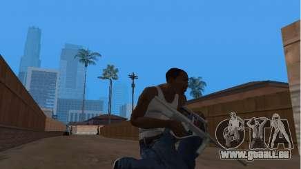 Steyr Aug GTA VC Beta behoben für GTA San Andreas