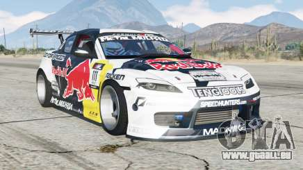 Mazda RX-8 Mad Mike pour GTA 5