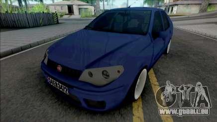 Fiat Albea Turkish pour GTA San Andreas