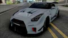 Nissan GT-R R35 LB Silhouette Works