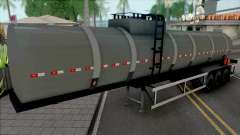 Tank Semi-trailer Improved