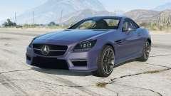Mercedes-Benz SLK 55 AMG (R172) 2012 pour GTA 5