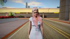 GTA Online Skin Ramdon Female Outher Dress Sexy pour GTA San Andreas