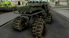 GTA Halo MonsterHog GGM Conversion