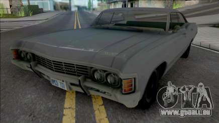 Chevrolet Impala 67 pour GTA San Andreas