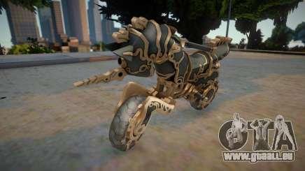 Master Cycle Zero für GTA San Andreas