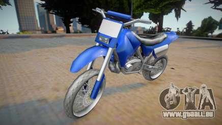 Yamaha XT660 (2015) für GTA San Andreas