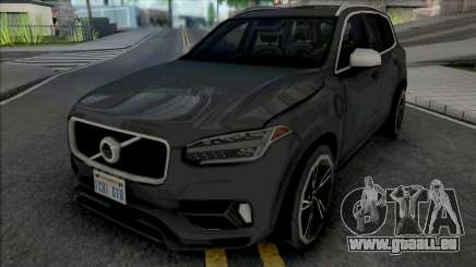 Volvo XC90 T8 2017 Improved pour GTA San Andreas