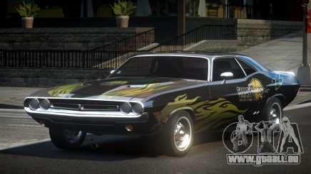 Dodge Challenger PSI-R 70S L10 pour GTA 4