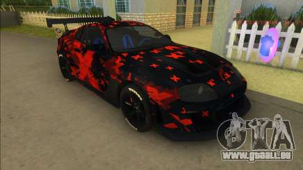 Toyota Supra MkIV Varis für GTA Vice City