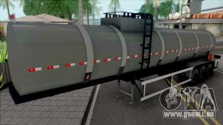 Tank Semi-trailer Improved für GTA San Andreas