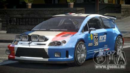 Citroen C4 SP Racing PJ5 pour GTA 4