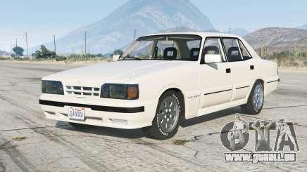 Chevrolet Opala Diplomata 1988 pour GTA 5