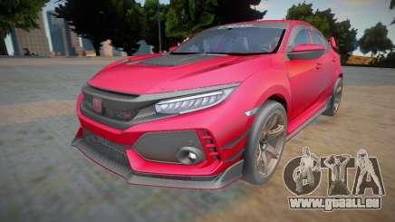 Honda Civic Type R Varis für GTA San Andreas