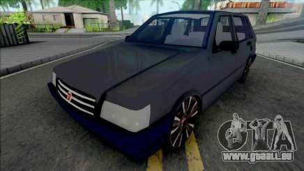 Fiat Uno Mille 1.6 für GTA San Andreas