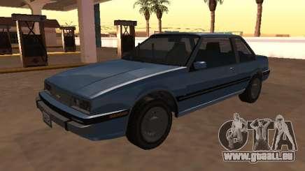 Chevrolet Cavalier 1988 Coupe für GTA San Andreas