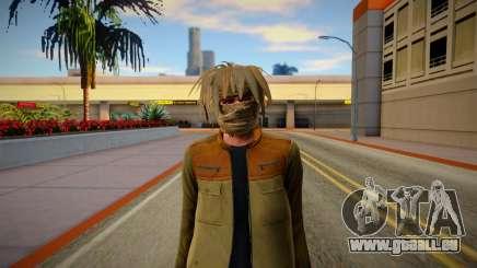 Gang Skin Manhunt pour GTA San Andreas