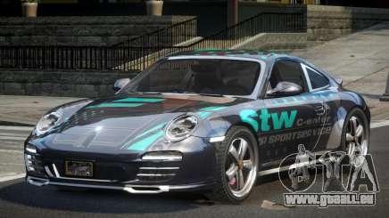 Porsche 911 GST-C PJ7 pour GTA 4