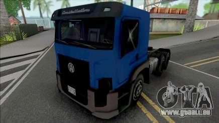 Volkswagen Constellation 24.280 Cavalo Mecanico pour GTA San Andreas