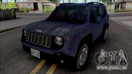 Jeep Renegade 2020 pour GTA San Andreas
