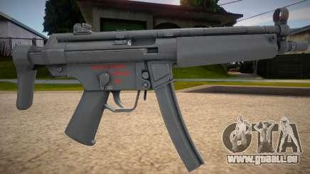 MP5 (Maschinenpistole 5) für GTA San Andreas