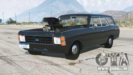 Chevrolet Caravan 1975〡V8 add-on pour GTA 5