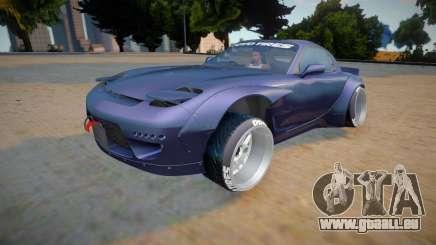 Mazda RX-7 Toyo Tires pour GTA San Andreas