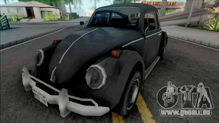 Volkswagen Fusca 1970 für GTA San Andreas