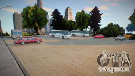 Functionally Parking Area pour GTA San Andreas