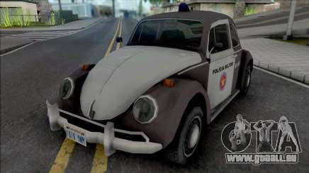 Volkswagen Fusca 1970 Military Police für GTA San Andreas
