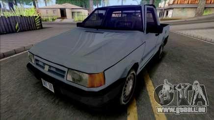 Fiat Fiorino Pickup 1995 pour GTA San Andreas