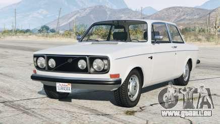 Volvo 142 1970〡 calandre noire pour GTA 5