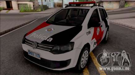 Volkswagen Spacefox 2014 PMESP Improved pour GTA San Andreas