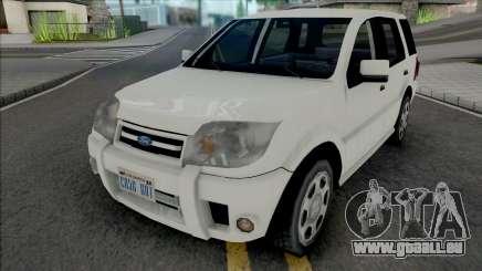 Ford Ecosport 2010 Improved v2 für GTA San Andreas